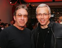 Tim Allen and Dr. Drew Pinsky at the Los Angeles premiere of