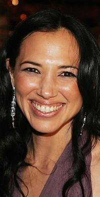 Irene Bedard at the after party of the premiere of