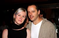 Natalie Ford and Gil Bellows at the Cure Autism Nows