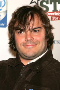 Actor Jack Black at the