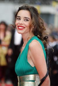 Elodie Bouchez at the 59th International Cannes Film Festival for the premiere of