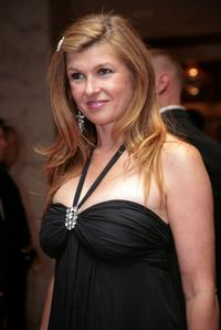 Connie Britton at the White House Correspondents Association dinner.