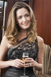 Rose Byrne as Helen in ``Bridesmaids.''