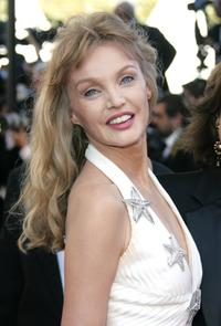 Arielle Dombasle at the