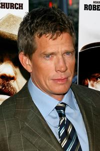 Thomas Haden Church at the premiere screening of