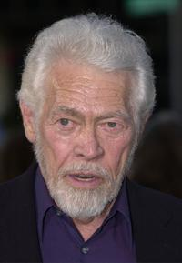 James Coburn at the premiere of