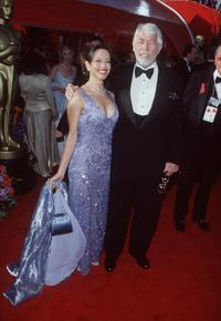 James Coburn at the 71st Acadamy Awards.