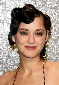 Marion Cotillard at the 60th International Cannes Film Festival .