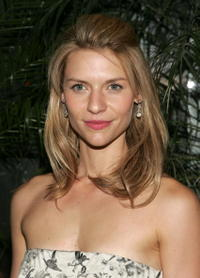Claire Danes at the the after party for the N.Y. premiere of
