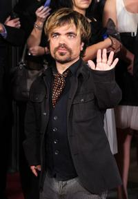 Peter Dinklage at the California premiere of