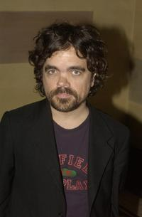 Peter Dinklage at the After Party for the opening night of