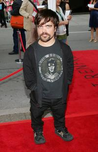 Peter Dinklage at the gala presentation of