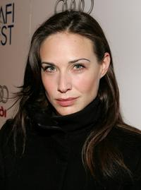 Claire Forlani at the special screening of