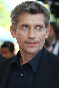 Jacques Gamblinb at the screening of