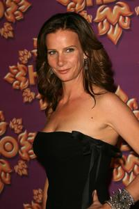 Rachel Griffiths at the 2007 HBO Emmy Party.