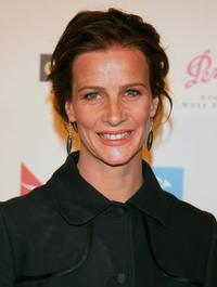 Rachel Griffiths at the G'Day USA Penfolds Icon Black Tie Gala.
