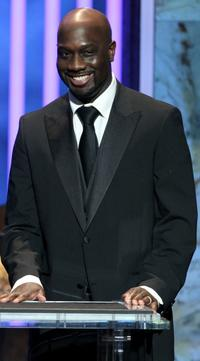 Richard T. Jones at the 39th NAACP Image Awards.