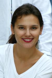 Virginie Ledoyen at the photo call of the Marrakech Film Festival.