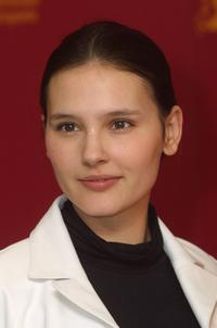 Virginie Ledoyen at the Berlinale Film Festival.