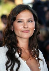 Virginie Ledoyen at the Cannes Film Festival for