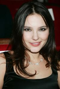 Virginie Ledoyen at the Nijinsky Award Ceremony.