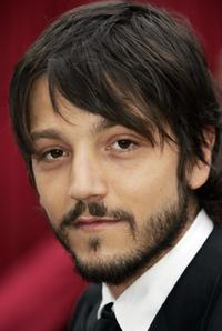 Diego Luna at the 79th Academy Awards.