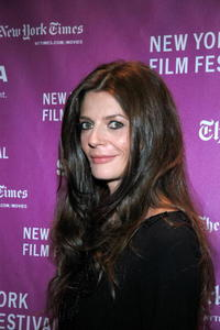 Actress Chiara Mastroianni at the N.Y. premiere of