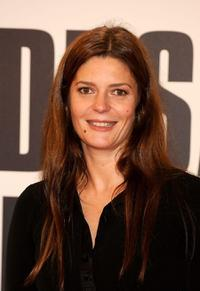 Chiara Mastroianni at the 57th San Sebastian International Film Festival.