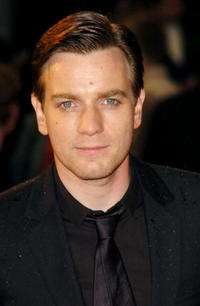 "Ewan McGregor at the UK Premiere of ""Star Wars Episode III: Revenge Of The Sith"" in London."