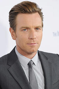 Ewan McGregor at the Hollywood premiere for