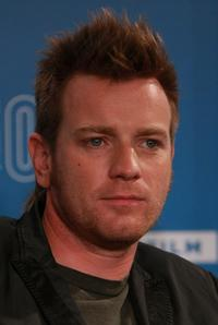 Ewan McGregor at the