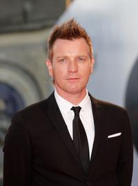 Ewan McGregor at the the 64th Venice Film Festival.
