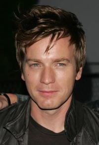Actor Ewan McGregor at the N.Y. premiere of