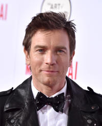 Ewan McGregor at the California premiere of