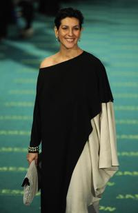 Elvira Minguez at the Spain's Film Goya Awards ceremony.