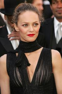 Vanessa Paradis at the 77th Annual Academy Awards.