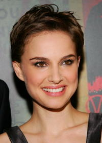 Natalie Portman at the N.Y. premiere of