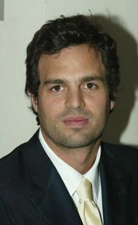 Mark Ruffalo at the UK charity premiere of