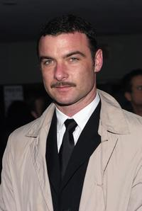 Liev Schreiber at the 50th Annual Drama Desk Awards.