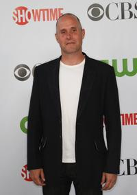 Paul Schulze at the CBS, CW, CBS Television Studio and Showtime TCA party.