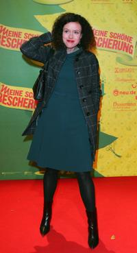 Maria Schrader at the premiere of