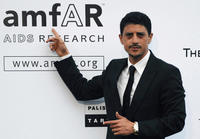 Said Taghmaoui at the Amfar Auction in Southern France.