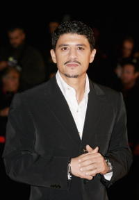 Said Taghmaoui at the NRJ Music Awards 2006.
