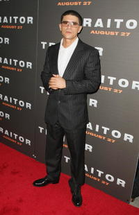 Said Taghmaoui at the premiere of