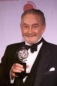 Roy Dotrice at the 54th Annual Antoinette Perry 'Tony' Awards.