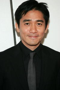"Tony Leung at the screening of ""2046"" in New York City."