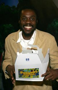 Doug E. Doug at the premiere of