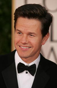Mark Wahlberg at the 64th Annual Golden Globe Awards in Beverly Hills.