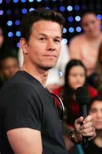 Mark Wahlberg during MTV's Total Request Live in N.Y.