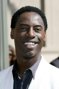 Isaiah Washington at the 2006 Creative Arts Awards.